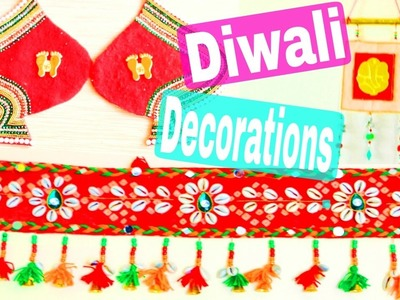 3 Traditional DIY Diwali Home Decorations at home