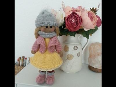 Doll crochet #Part 2