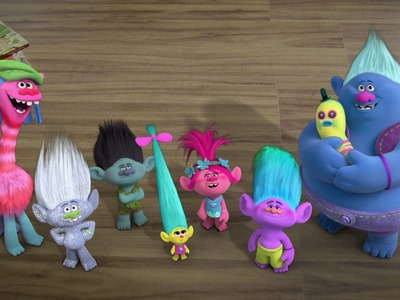 Dulux UK - How to Create a Trolls-Themed Bedroom