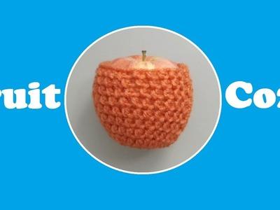 How to Crochet Fruit Cozy | Chaotic Desk