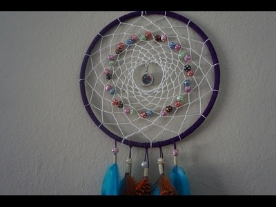 How to make a beautiful dreamcatcher