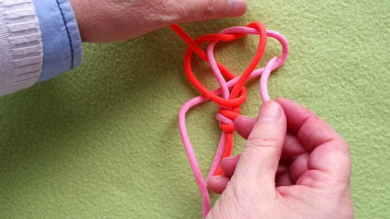 How to tie - new - ABOK #785A (should have been #785)