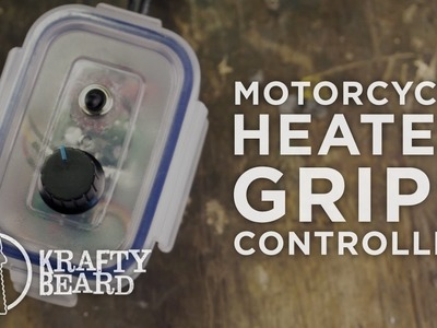 Oxford Heated Grips - How to Make a DIY Temeperature Controller