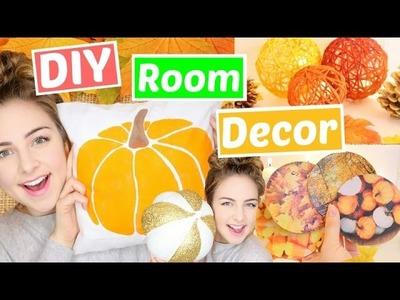 DIY Fall Room Decor ! Easy & Affordable !