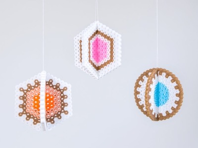DIY: Hanging ornaments by Søstrene Grene