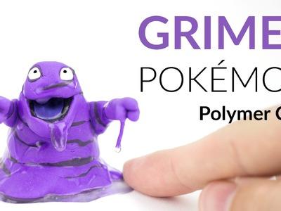 Grimer Pokemon – Polymer Clay Tutorial