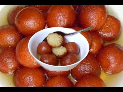 Gulab Jamun Recipes. How To make Gulab Jamun-Indian Sweets. By Adhyasri Tv