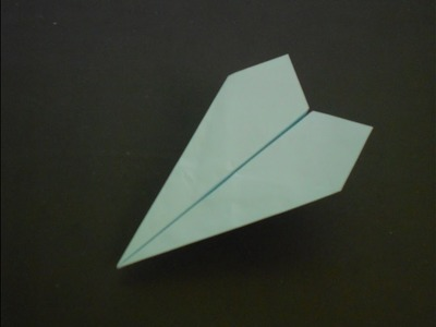 How to Make a Paper Airplane That Can fly far - Easy Paper Airplane For Kids - Jet
