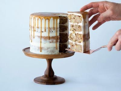 How to Make Apple Cake