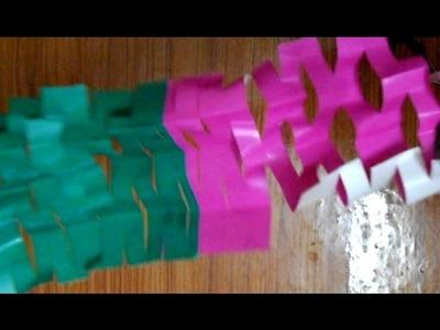 Paper decoration - Diwali Decoration Ideas