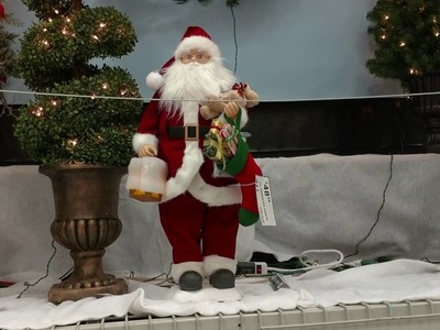 2016 Lowes Christmas decorations