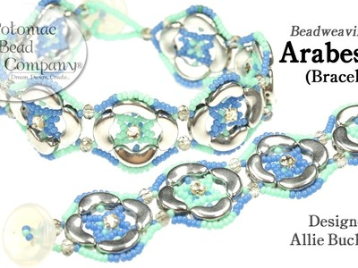 Arabesque Bracelet (Tutorial)