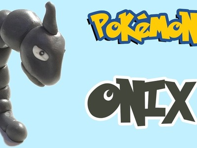 Bunbum's howto Onix | Pokemon Go series | Playdoh.Clay tutorial video