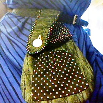 Cell Phone Fanny Sewed