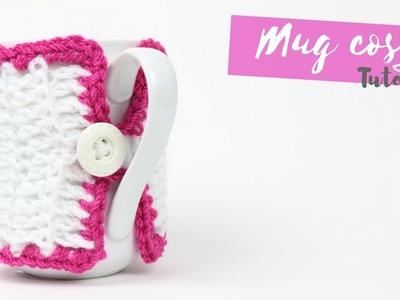 CROCHET: Mug cosy tutorial | Bella Coco