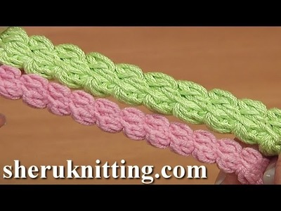 Crocheted Cord Tutorial 104 Romanian Point Lace Cords