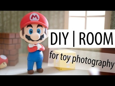 DIY | ROOM for Toy Photography
