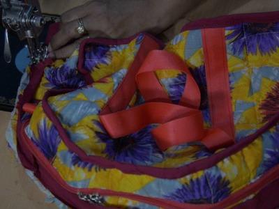 DIY STYLISH BAG#3 PART-2