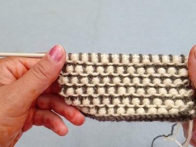 Knitting Stitches | Buds Design