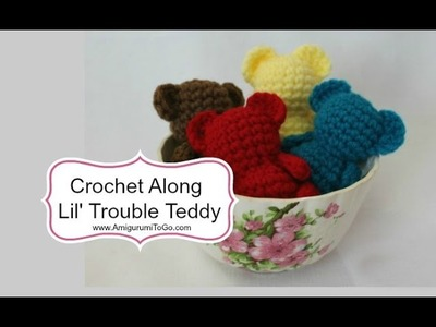 Lil' Trouble Teddy Part One
