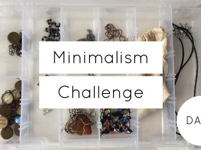 Minimalism Challenge Day 5: Jewelry