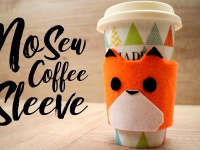 NO SEW COFFEE SLEEVE ❤ mimi'z world