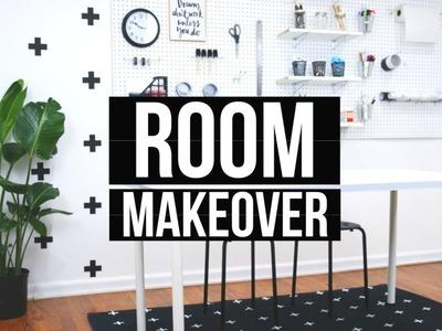 PINTEREST ROOM MAKEOVER 2016! + Room Tour