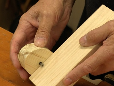 Poor Man's Beading & Marking Tool with Paul Sellers