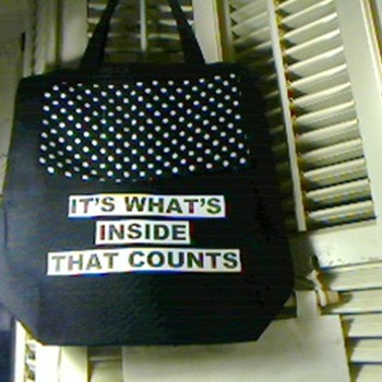 Tote Bag in Canvas