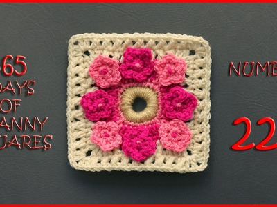 365 Days of Granny Squares Number 223