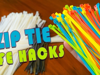 7 Awesome Things YOU Can Do With Zip Ties