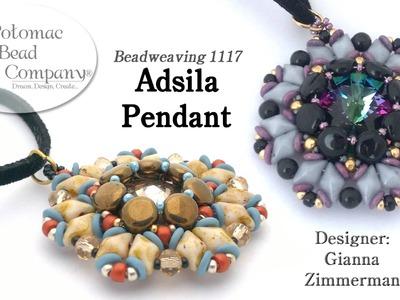 Adsila Pendant (Tutorial)