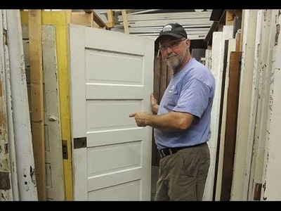 Black Dog Salvage Upcycles Door-Shelf: Part 1 - Presented by Woodcraft