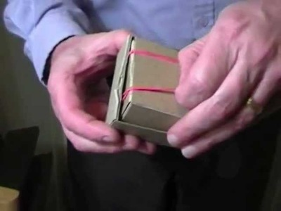 Coin in a Magic Box Trick