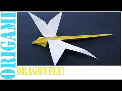 Dragonfly: Daily Origami - 473 [TCGames HD]