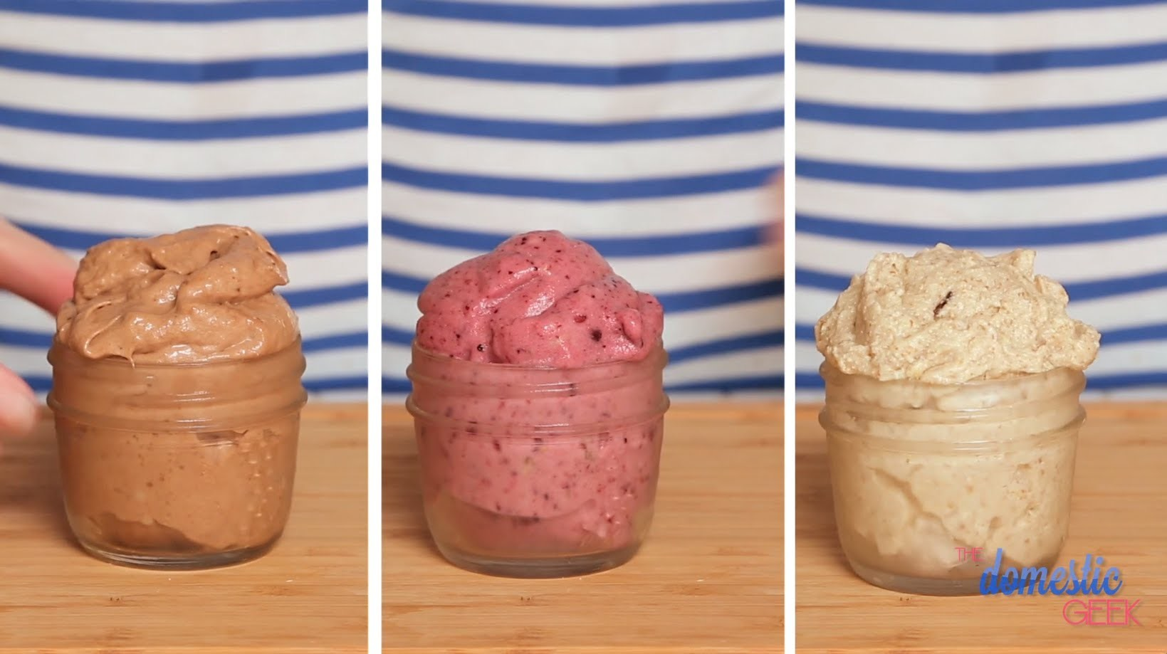 Guilt-Free 'Ice Cream' - 5 Delicious Ways