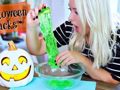 Halloween DIY's + Life Hacks | Ashley Nichole