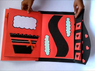 Handmade birthday gifts for friendship   Surprise gift Box
