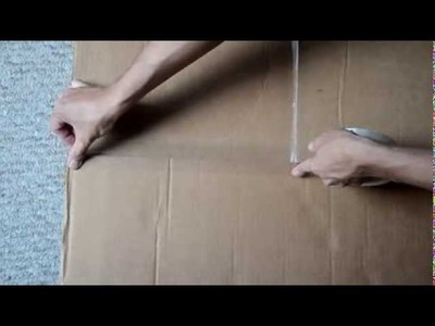 How To A Make Folding Board To Nicely Fold Your Clothes Fast!