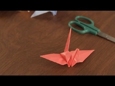 How to Make an Origami Crane : Simple & Fun Origami