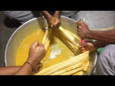 Making of Soan Papdi || Indian Sweet