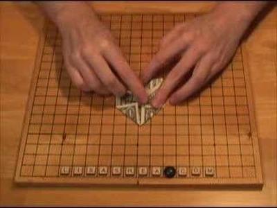 Money Origami Duck Folding Instructions