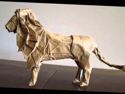 Origami by Satoshi Kamiya