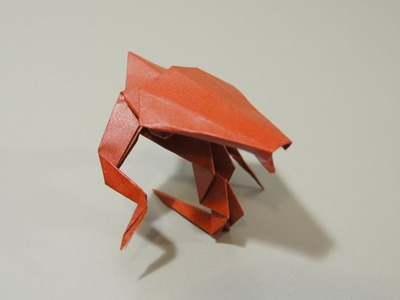 Origami Hydralisk (Raymond Fwu)
