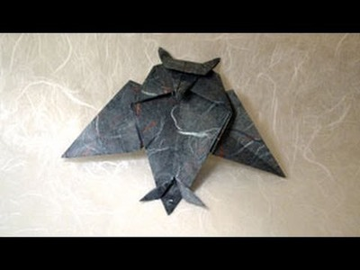 Origami Owl Instructions: www.Origami-Fun.com