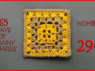 365 Days of Granny Squares Number 290