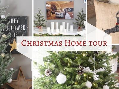 Christmas Home Decor Tour 2015 | 12 VIDEOS OF CHRISTMAS #7