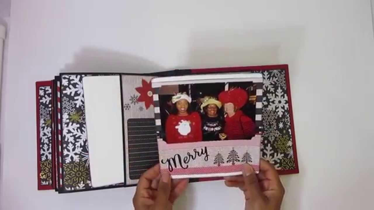 Christmas Mini Album, 'Twas the Night Before Christmas 2014