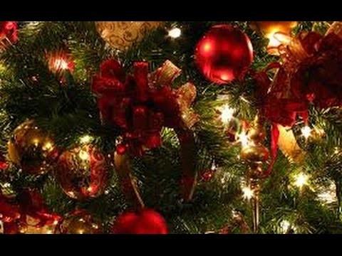 Christmas Tree Decorating 2016