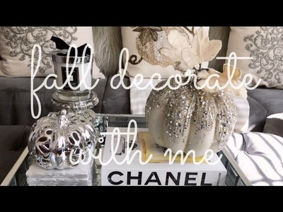 Decorate with me Fall 2016